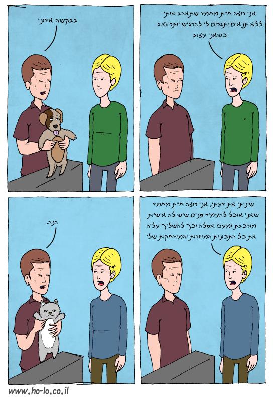 כיצד לבחור את חיית המחמד הנכונה