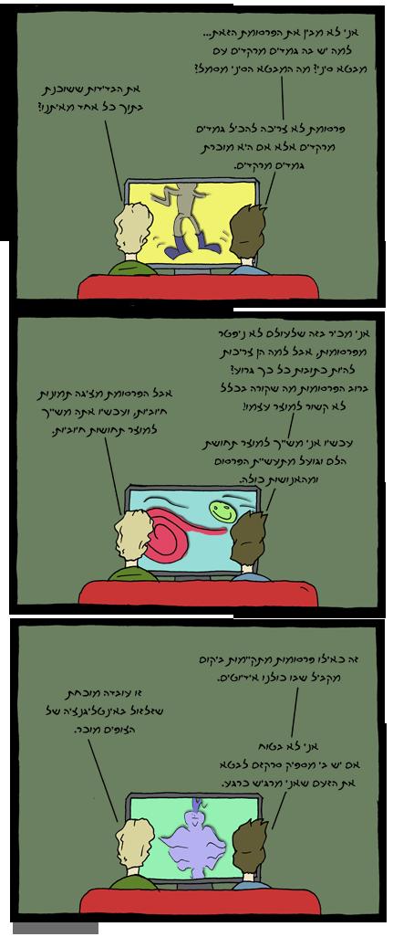 פרסומות