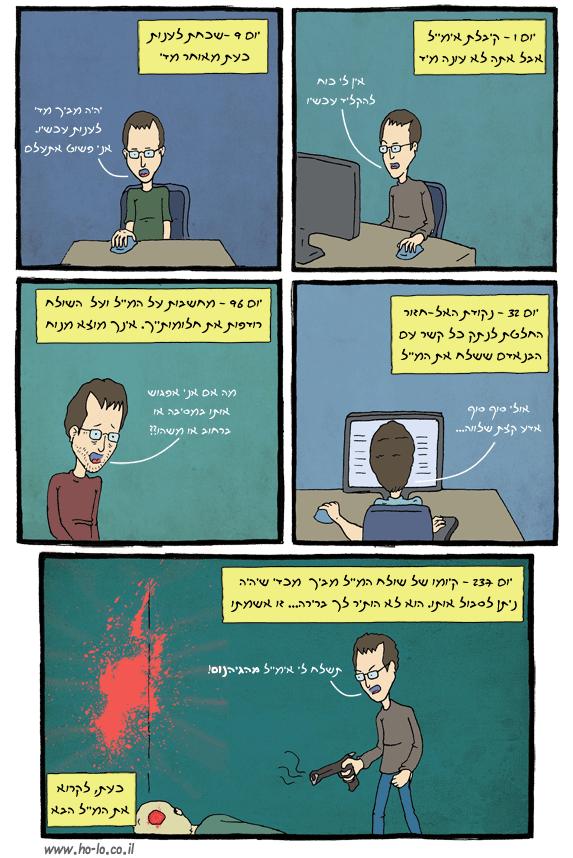 מעשה בדואר אלקטרוני