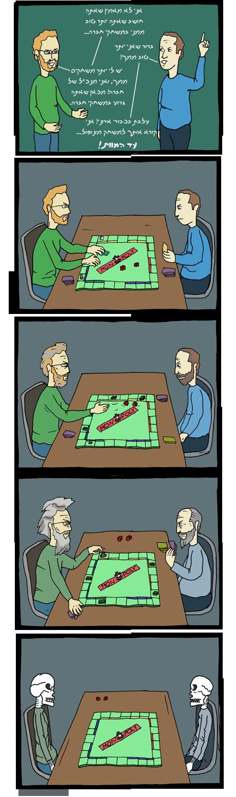 משחק המונופול