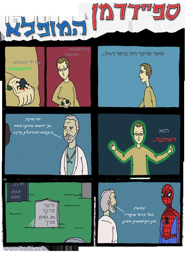 ספיידרמן המופלא